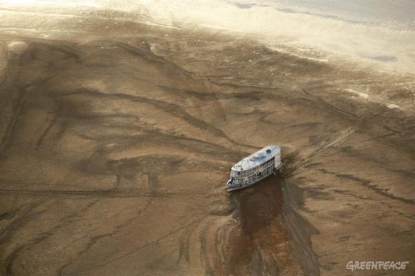 Otra crisis más para Brasil: la sequía