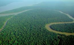 ection of the upper Amazon River