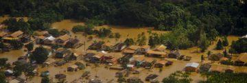 Cheia Amazonas