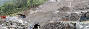 Run-of-River hydroelectric development