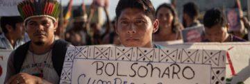 Marcha Indígena em Brasília - Novembro 2019